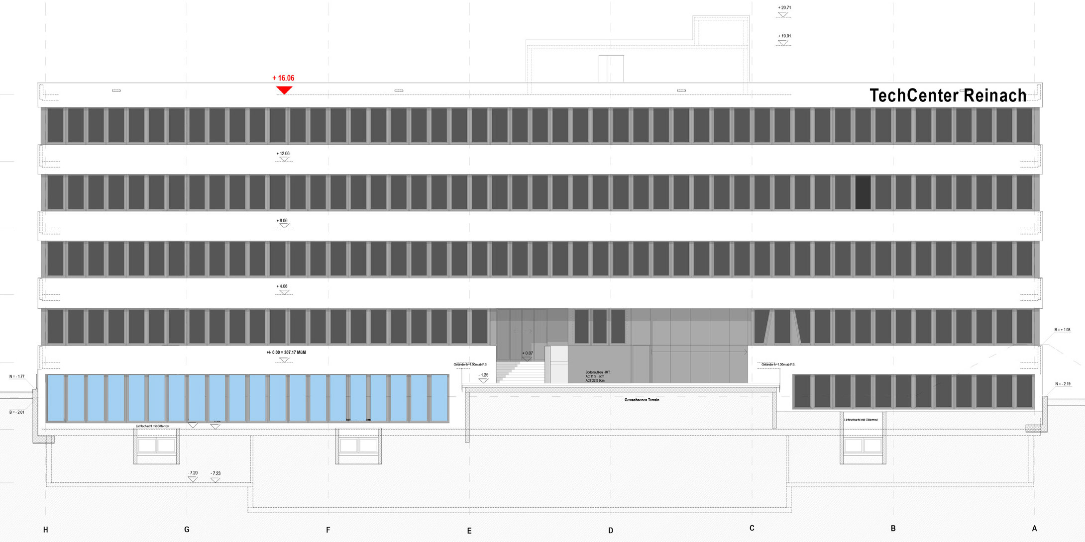 Commercial & office space 1860 sqm